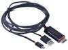 CA5472 Micro USB to HDMI MHL Cable With USB Power Cord