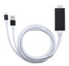 APPLE LIGHTNING® TO HDMI VIDEO ADAPTORS